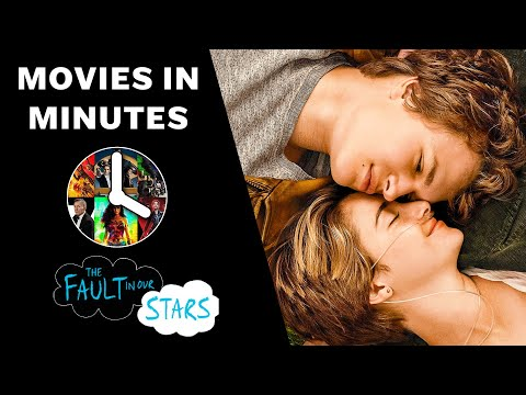 THE FAULT IN OUR STARS in 3 minutes (Movie Recap)