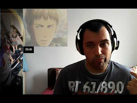 Attack On Titan Season 1 Episode 22 Live Reaction