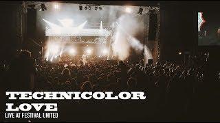 Video Divine Attraction - Technicolor Love (Live at Festival UNITED 20