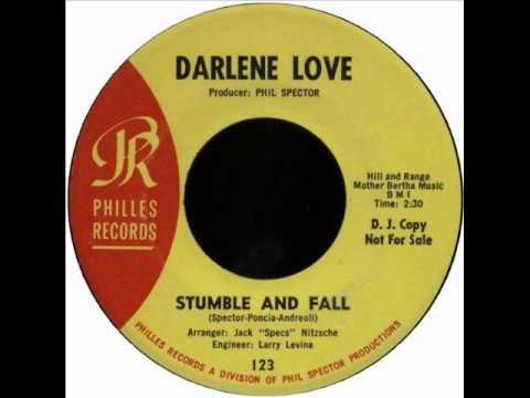 Tekst piosenki Darlene Love - Stumble and Fall po polsku
