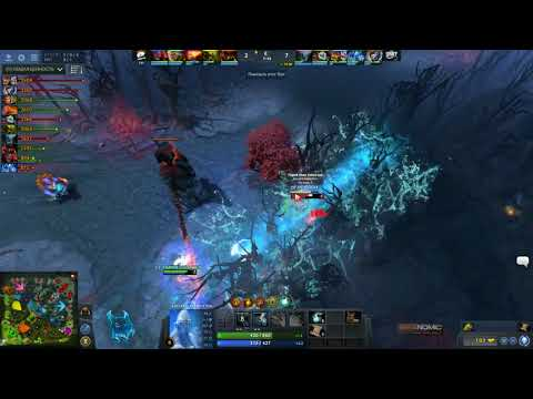 Spirit vs Virtus.pro, Dota PIT League, game 2 [Maelstorm, Smile]