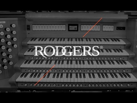 Introduction to Rodgers Infinity Series Organs