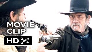 The Homesman Movie CLIP - Rescue (2014) - Tommy Lee Jones, Hilary Swank Movie HD