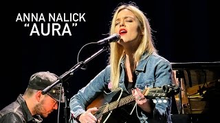 <b>Anna Nalick</b>  Aura New Single  Audio & Lyrics