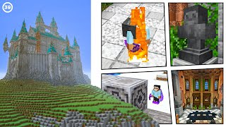 The Castle is DONE! :: Hermitcraft #39