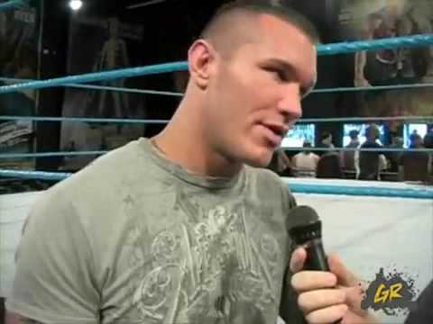 Randy Orton Talks about his new tattoos and more WATCH IN HD!!!!!!!!! Follow Me On Twitter twitter.com