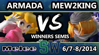Video Super SWEET - Armada (Peach) Vs. Mew2King (Fox, Sheik) - Winners Semis MP3, 3GP, MP4, WEBM, AVI, FLV Februari 2018