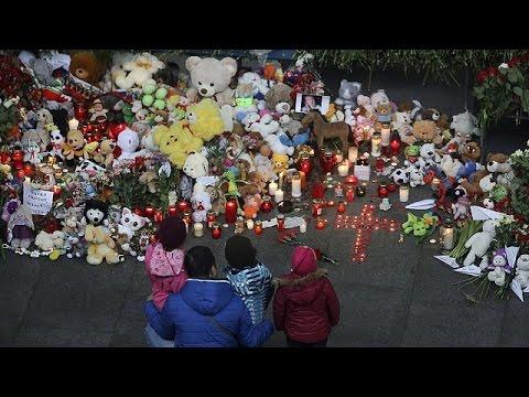 Ρωσία: Θρήνος για τα 224 θύματα της αεροπορικής τραγωδίας
