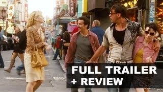 Nonton Blue Jasmine Official Trailer 2013 + Trailer Review - Cate Blanchett, Woody Allen : HD PLUS Film Subtitle Indonesia Streaming Movie Download