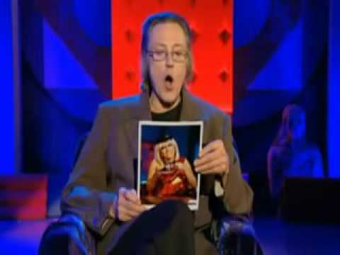 christopher walken - Christopher Walken on Friday Night with Jonathan Ross BBC1 performing a special Halloween Message.
