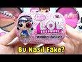 Fake LOL Under Wraps Sürpriz Bebekleri | Bu Confetti POP mu? | Zep'in Oyuncakları