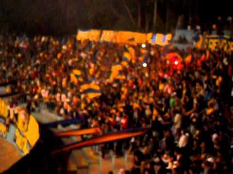 Los del Cerro / show de luces vs Lota clausura 2011 .AVI - Los del Cerro - Everton de Viña del Mar