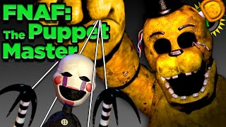 Game Theory: FNAF, The Faceless Puppet Master by The Game Theorists