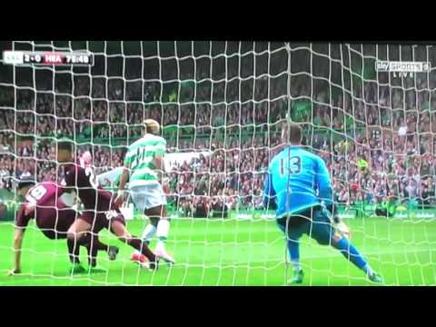 Celtic 2-0 Hearts Armstrong 21 st May 2017 Unbeaten season record breakers