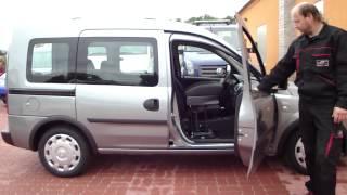 Elektricky zvedací sedadlo MYOPAT 001 ve voze OPEL Combo