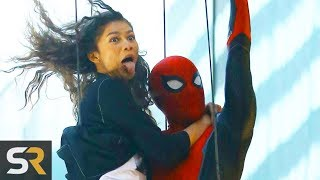 Video 20 Behind The Scenes Moments That Ruined Marvel Movies Before They Came Out MP3, 3GP, MP4, WEBM, AVI, FLV November 2018