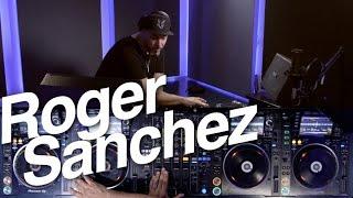 Roger Sanchez - Live @ DJsounds Show 2016