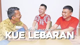 Video PERANG KUE LEBARAN! MENCARI YANG TERENAK! (FEAT. JESSNOLIMIT) MP3, 3GP, MP4, WEBM, AVI, FLV April 2019