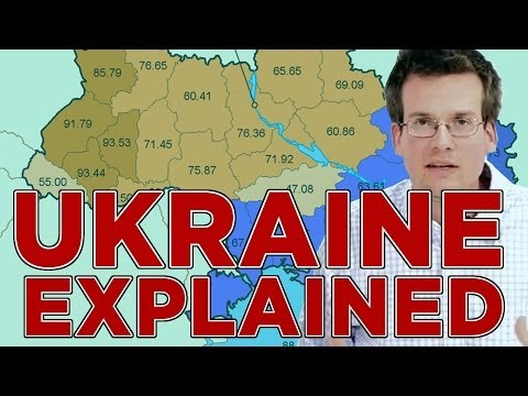 John Green Explains The Crisis In Ukraine