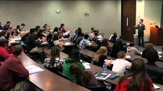 George Howard Music Industry Class - Intro To Business (11/18)
