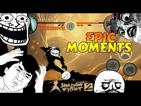 Shadow Fight 2: Epic Moments Montage