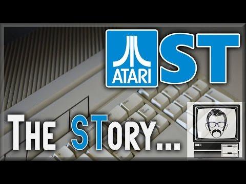 The Atari ST Story | Nostalgia Nerd