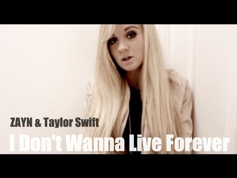 Video ZAYN & Taylor Swift - I Don't Wanna Live Forever (cover by Lindee Link) download in MP3, 3GP, MP4, WEBM, AVI, FLV January 2017