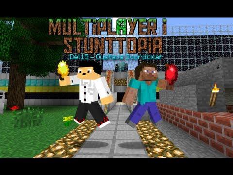 Swedish Minecraft Let´s Play Del 15 - Gustavs Svordomar