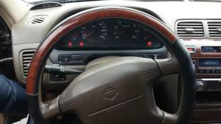 видео авто Nissan Maxima в кредит