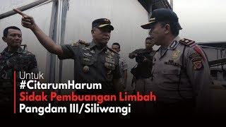 Video Sidak Limbah Industri, Pangdam III/Siliwangi Susuri Sungai Citarum MP3, 3GP, MP4, WEBM, AVI, FLV Januari 2019