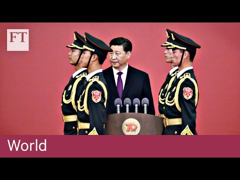 Xi Jinping cements power over China's military