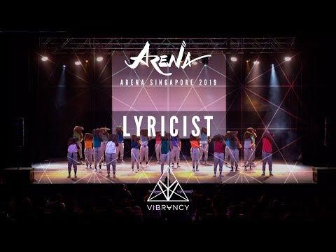 Lyricist | Arena Singapore 2019 [@VIBRVNCY 4K] - Thời lượng: 5 phút, 13 giây.