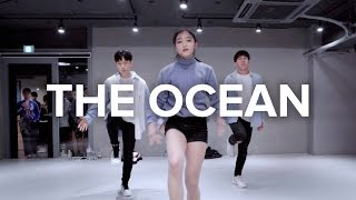 Video The Ocean - Mike Perry ft. Shy Martin / Yoojung Lee Choreography MP3, 3GP, MP4, WEBM, AVI, FLV Maret 2018
