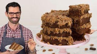BEST German Chocolate Cake | Preppy Kitchen