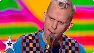 Video Watch out Judges: Robert White is coming for you in this HILARIOUS routine! | Semi-Finals | BGT 2018 MP3, 3GP, MP4, WEBM, AVI, FLV Oktober 2018