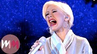 Video Top 10 Best Christina Aguilera Performances MP3, 3GP, MP4, WEBM, AVI, FLV Agustus 2018