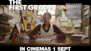 Nonton The First Grader Official Trailer Film Subtitle Indonesia Streaming Movie Download
