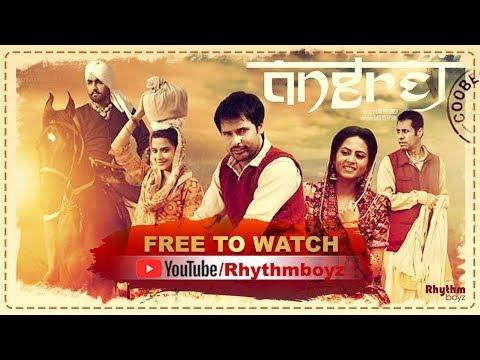 Angrej Full Movie (HD) | Amrinder Gill | Aditi Sharma | Sargun Mehta|Superhit Punjabi Movies