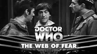 Doctor Who: The Doctor's Suspicions - The Web of Fear