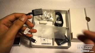 Unboxing vom neuen kleinen Androiden Sony Xperia Z1 Compact, der kleine Bruder des Sony Xperia Z1.
