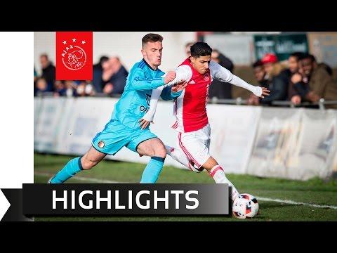 Samenvatting Feyenoord O17 - Ajax O17