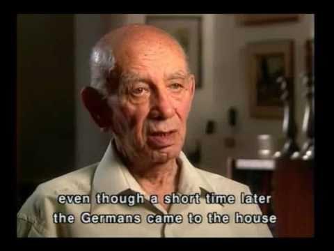 Holocaust Survivor Testimony: Menachem Katz