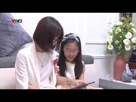 VTV3 I Thông tin 260 I Alokiddy - Giúp trẻ học tiếng Anh với trí tuệ nhân tạo