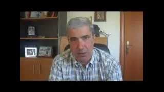 Βουλευτικές Εκλογές 2012, ο Σίμος Κεδίκογλου στο eviaportal.gr