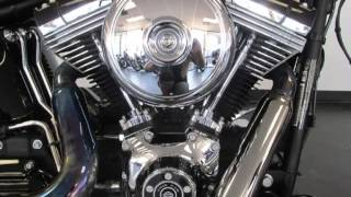 9. 2011 HARLEY DAVIDSON SOFTAIL BLACKLINE  Used Motorcycles - Arlington,Texas - 2013-08-19
