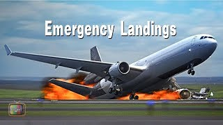 Video 飛機史上危險著陸瞬間 │Airplane Emergency Landings MP3, 3GP, MP4, WEBM, AVI, FLV Januari 2019