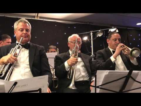 China Boy - The Duffee-Nichols International Jazz Orchestra - Whitley Bay 2016