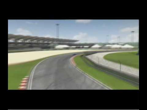 Vuelta virtual al Circuito de Sepang