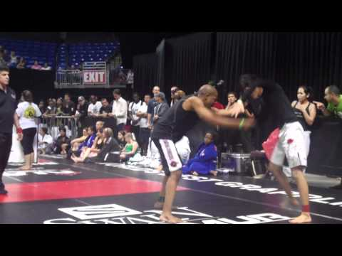 Damien Jackson from TFS at NAGA in Houston March 17th 2012 Fight #1
