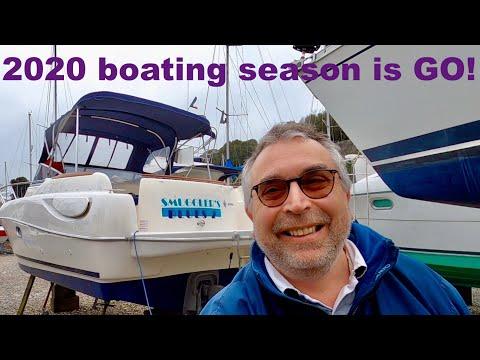 2020 boating season is GO!
